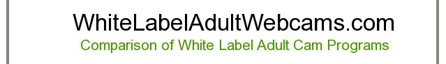 white label adult cams
